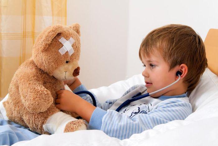 Скрытые инфекции у детей список 1