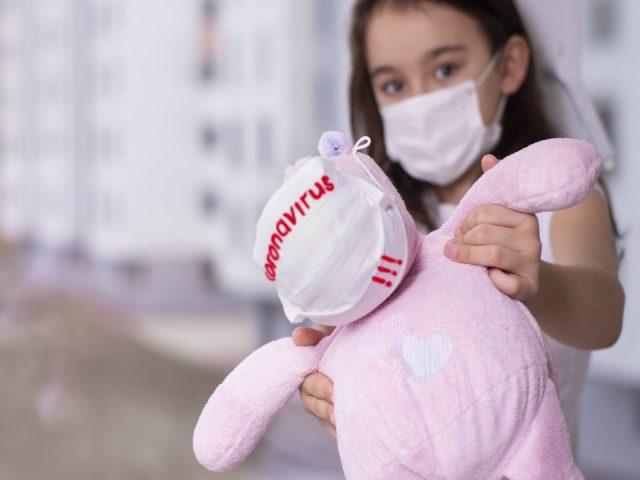 Как протекает коронавирус у детей