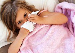 Первые признаки коронавируса у детей
